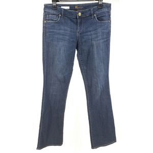 KUT From The Kloth Farrah Baby Boot Cut Jeans 4